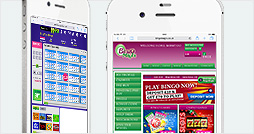 Bingo Magix for tablets: view our screenshots