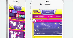 The Cheeky Bingo Mobile Site is Compatible with Smartphones and Tablets