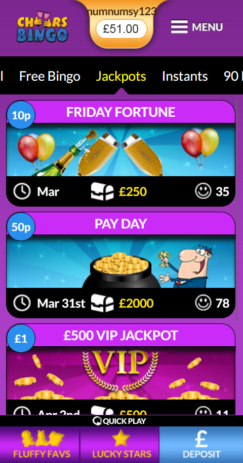 Bingo VIP Club Review – Expert Ratings and User Reviews