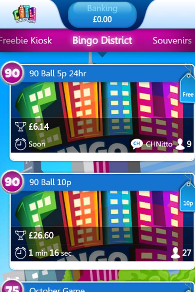 Claim Top Bingo Bonuses from your Mobile Phone