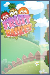 Fruit Basket, a slot for phones offered at Dino
