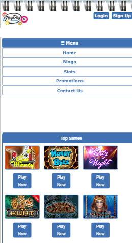 Mobile Bingo Free Bonus May 2019