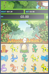 Jurassic Juniors: one of the top games for Monkey players