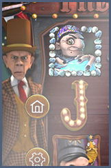 Treasure Fair - you can play this slot on your phone at Nutty
