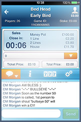 Play Chat Games on the William Hill Bingo App