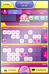 Play for Free with the Cheeky Bingo App