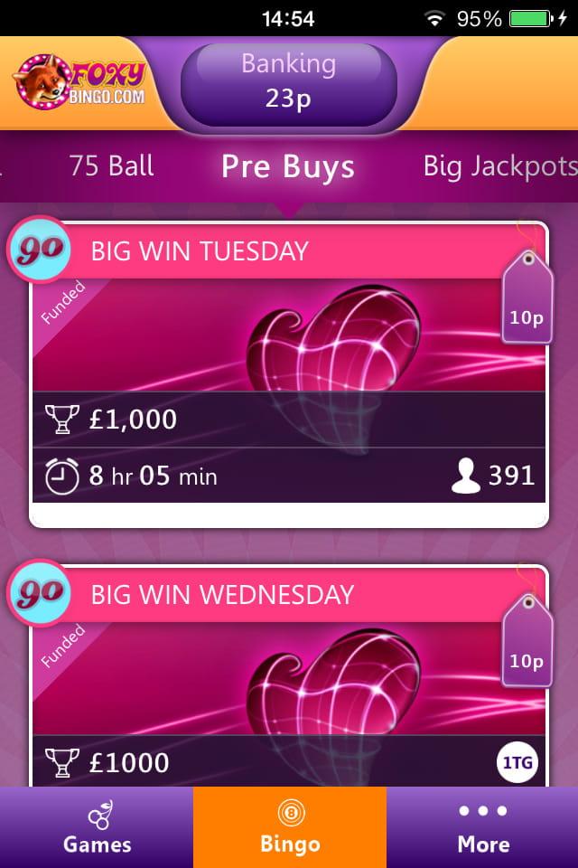 Bingo Online Mobile