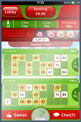 Tasty Bingo Mobile Offers Free Games
