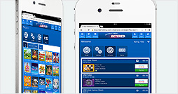 View our gallery of the mobile bingo at Betfred
