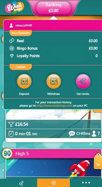 wink bingo app